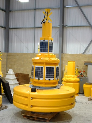 UTEC buys new DB-240 buoy